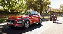 Hyundai Kona với nhiều trang bị an toàn nổi bật