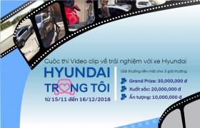 Hyundai Trong tôi – Sống lại những khoảnh khắc yêu thương